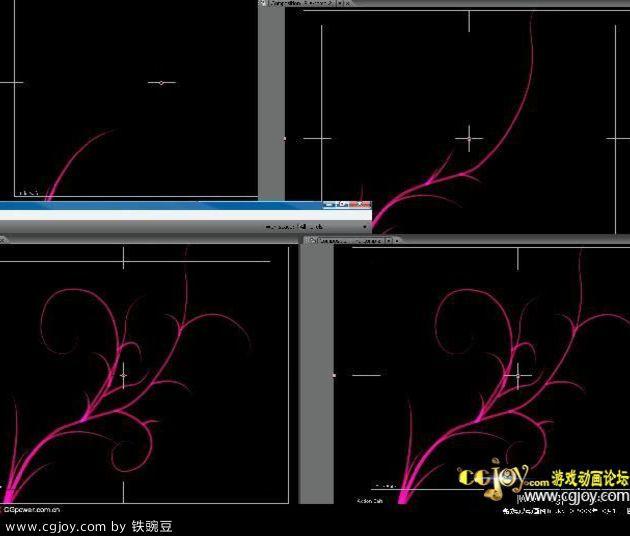 新手教程之AE制作生长动画 图文教程