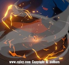 游戏岩浆贴图_急需闪电序列贴图,悬赏了啊 - 游戏特效 - CGJOY