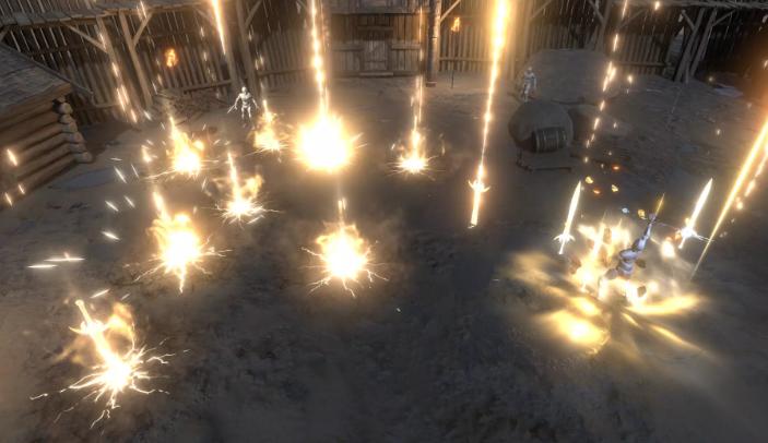Wizard spells pack Unity特效包 unity 游戏引擎 第10张