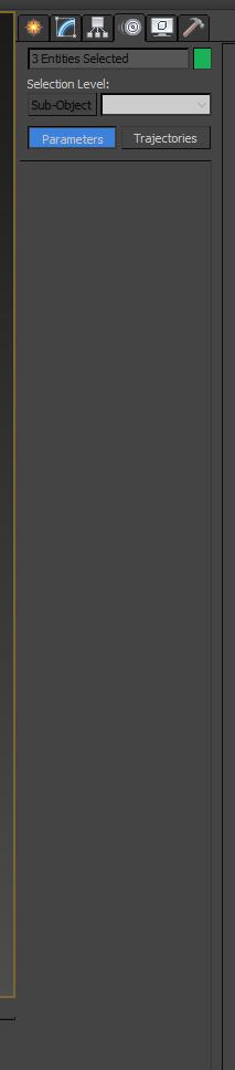 选择什么物体都没有动画面板,其他的面板都有。重开软件可以好,但是不久又会这样