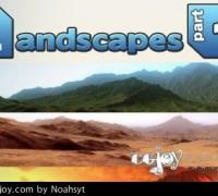 unity3d 地形包1 Landscapes part 1