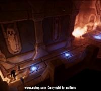 在Unity和玛雅中创建游戏环境.