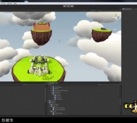 UNITY 3D 游戏制作从开始到结束   Every Semicolon: A video capture of a game ma...