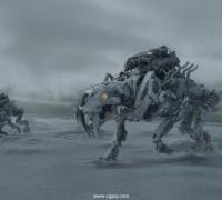 BLR VFX 科幻短片集搬运分享