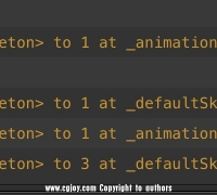 關于spine導出的json文件導入到cocos creator后報錯的問題