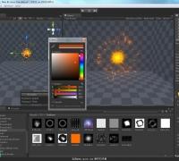 Unity3d 5.0游戏特效入门到精通教程第3课 粒子系统运用  cgjoy JK讲解