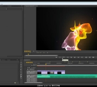 Trapcode Particular粒子舞蹈视频教程