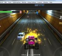 U3D精品賽車游戲源碼