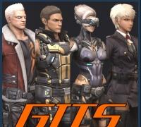 Gits 攻殼機動隊