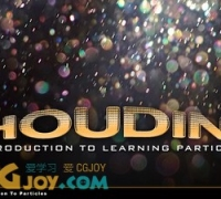 Cmivfx - Houdini Intro To Particle Animation