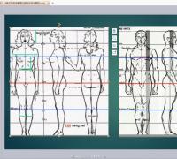 人体结构理论知识讲解-CGJOY角色建模公开课-妮可老师