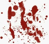 各种血迹痕迹
