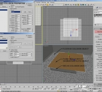 3dsMax布料模拟训练视频教程