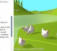 Unity3d 小鸡模型下载