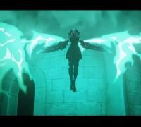 《英雄联盟》新短片《破晓雾深Before Dawn》及制作花絮 概念设计分镜等