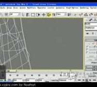 3dmax游戏角色建模视频教程