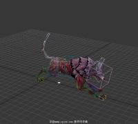 斗战神里面的丧尸犬动画包括(待机,移动,攻击、被击、死亡、每个都有几种形态)
