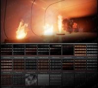 UE4虚幻4PyroParticlePack火焰粒子包