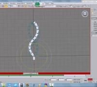 蛇BONE   龙IK 动画小教程