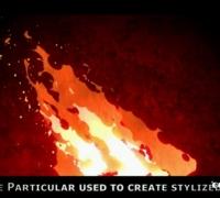 flash火焰效果 測試視頻一枚 --Kung Fu Panda - Fire FX Tests