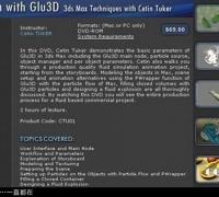glu3D  PWrapper 流体模拟教程