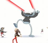 关于动画制作形式的科普短片