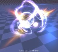 Unity3D特效一枚  广州深圳地区求职