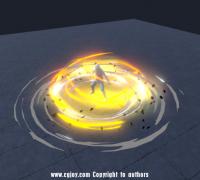 AAA Magic Circles and Shields Vol2特效工程文件