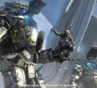 《泰坦隕落》機甲機器人3D模型