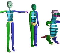 biped骨骼基础教程  4集全