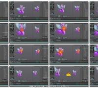 Spine 动画制作视频3-细节微调及简单特效添加
