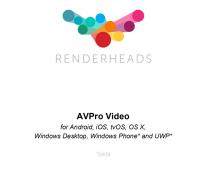 unity3d视频播放插件AvPro