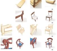 眾多歐式家具