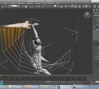 3Dmax动画特效基础课程5 刀光拖尾教程