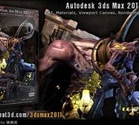 大型游戏3ds Max 2011 CAT角色动画渲染教程 =在线观看地址(土豆和优酷)=