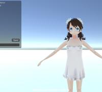 人工智能 系统 U3D  AI  Maria Chan!