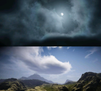 Fog Volume 3 3.4.1体积雾特殊效果云