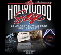 The Hollywood Edge 音效素材
