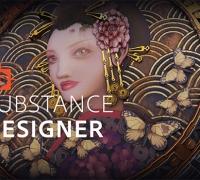 Substance Designer 10 v10.1.0.3468激活特别版