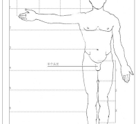 速写人体的比例是多少?如何画?