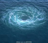 Realflow2015+Maya制作海洋漩涡