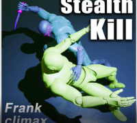 Franke 动画包,残酷的杀戮,牛逼的处决,做游戏学习的不二选择!