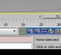全新改版后的oox_saveAniTime 界面简洁,它不再挡住你的模型了