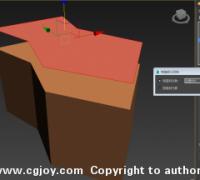 用3DMAX做不规则,软包圆顶模型