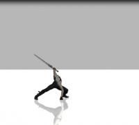 鬼泣5 但丁  攻击  单手持剑 双手持剑 双手斧头  徒手连击  一套 蒙皮加动作