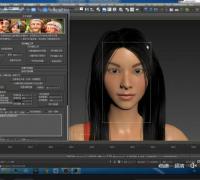 表情动画自动生成,脚本