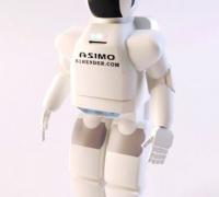 Asimo机器人