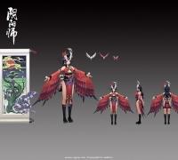 武汉渲奇承接各类游戏开发美术整包项目合作!长期合作!