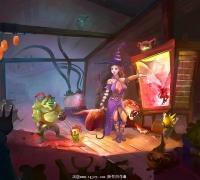 3年以上游戏原画的工作经验,上海求职