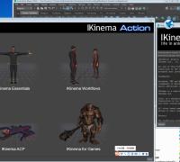 ikinema for maya 和ikinema for mobu免费试用一个月地址已经更新